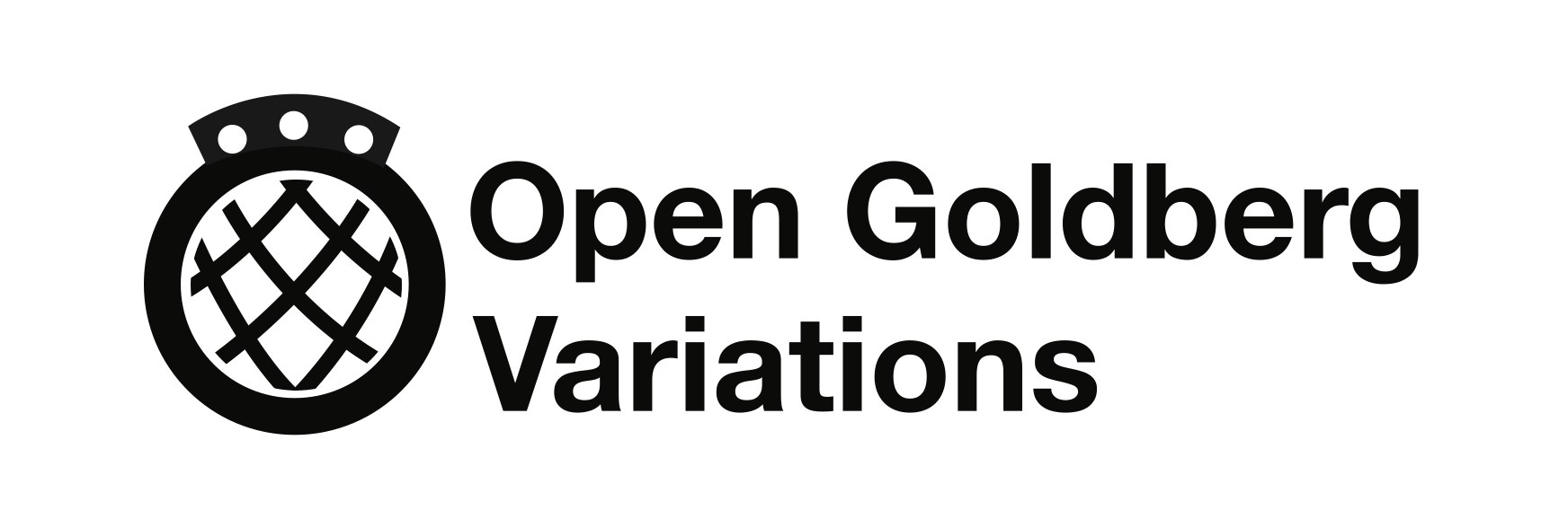 Open Goldberg Variations Logo