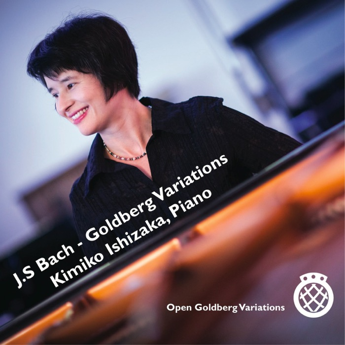 The Open Goldberg Variations album cover